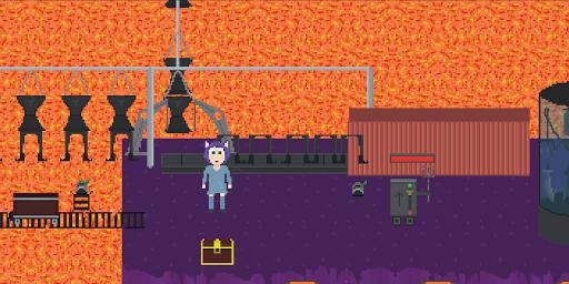 Code Triche Catgirl: NekoChan Adventure! mod apk screenshots 4