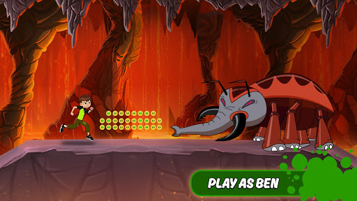 Ben 10 Alien Run 1.5.142 screenshots 2
