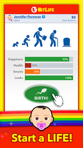 BitLife - Life Simulator 1.35.2 screenshots 1