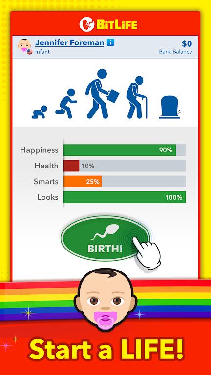 BitLife - Life Simulator  poster 0
