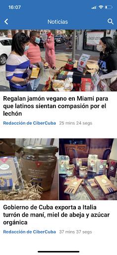 CiberCuba - Noticias de Cuba 4.5.2 Screenshots 5