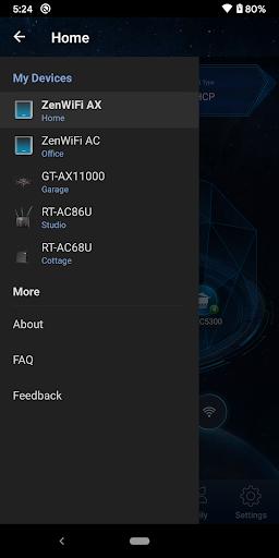 ASUS Router 1.0.0.5.76 screenshots 5