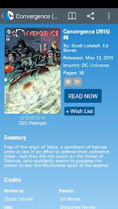 DC Comics MOD APK (Premium) 4