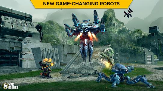 War Robots Multiplayer Battles (MOD, Unlimited Bullets) v6.6.1 2