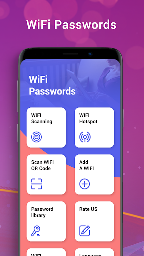 WiFi Passwords-Open more exciting 1.0.9 Pc-softi 1