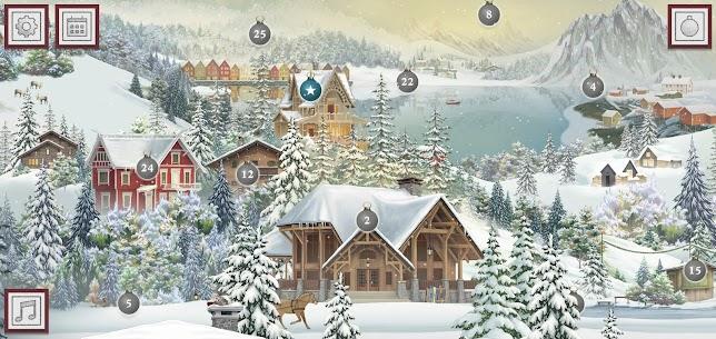 Jacquie Lawson 2020 Nordic Advent Calendar 1