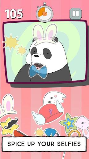 We Bare Bears - Free Fur All: Mini Game Arcade  Screenshots 2