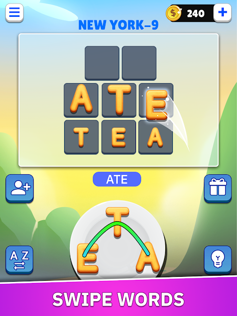 Word Land - Multiplayer Word Connect Puzzle Game screenshot 5