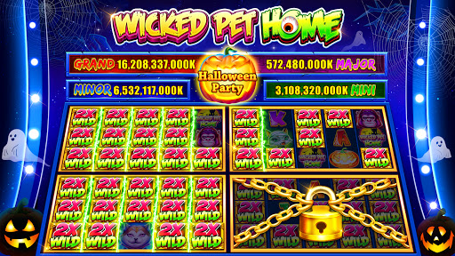Jackpot World™ - Free Vegas Casino Slots modiapk screenshots 1