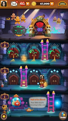 Monster Busters: Hexa Blast  screenshots 6