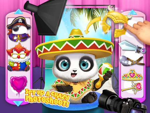 Panda Lu Baby Bear City - Pet Babysitting & Care 5.0.10008 Screenshots 18