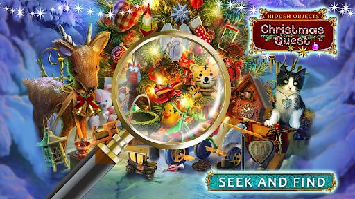 Hidden Objects: Christmas Quest screenshots 3