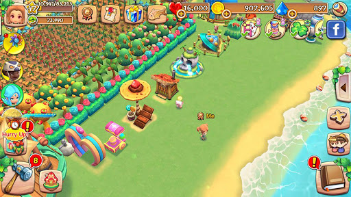 Townu2019s Tale with Ebichu android2mod screenshots 7