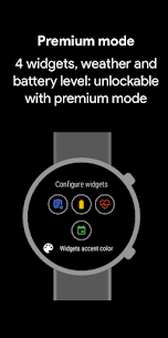 Pixel Minimal Watch Face – Watch Faces for WearOS 3