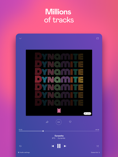 Deezer Music Player: Songs, Playlists & Podcasts  screenshots 15