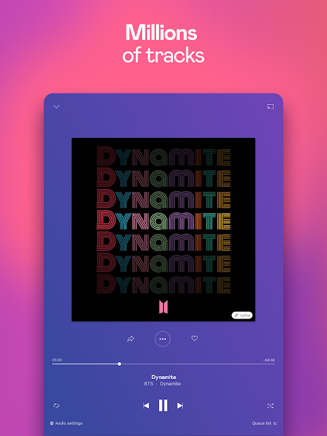 Deezer Music Player: Songs, Playlists & Podcasts screenshot 14