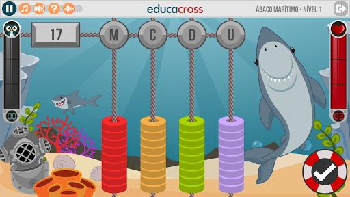 Educacross Matemu00e1tica (Escola) 6.0.00 screenshots 3