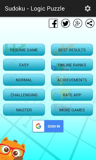 Sudoku - Logic Puzzles 2.7.4 screenshots 1