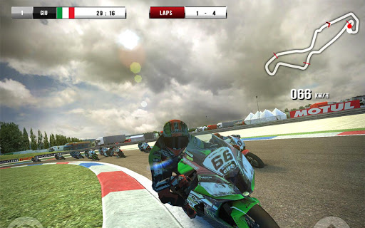Télécharger SBK16 Official Mobile Game APK MOD (Astuce) screenshots 1