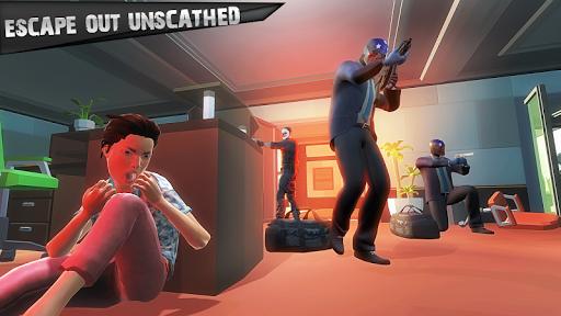City Gangster Bank Robbery 2020 screenshot 3