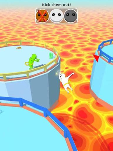 Monsters Gang 3D - Gang Beasts apktram screenshots 12