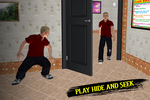 High School Boy Simulator: School Games 2020 android2mod screenshots 11