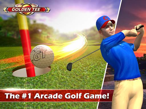 Golden Tee Golf: Online Games 3.30 screenshots 9
