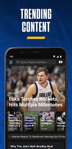 theScore: Live Sports Scores, News, Stats & Videos  Screenshots 7