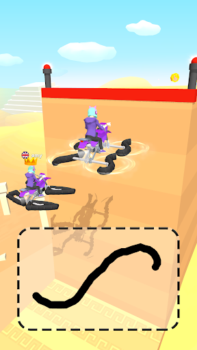 Scribble Rider 1.740 screenshots 5