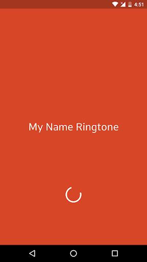 My Name Ringtone Maker 5.9.3 screenshots 1