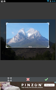 Crop n' Square - Easy crop images into a square! Screenshot