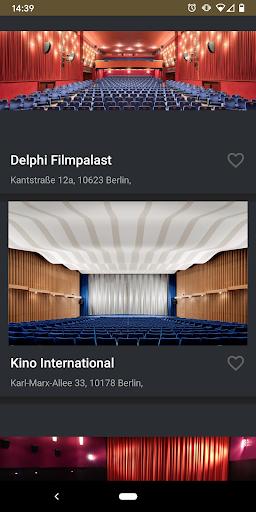 Yorck Kinogruppe screenshots 2
