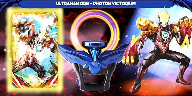DX Orb Dark Ring for Ultra-Man ORB 1.6 screenshots 1