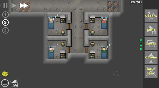 Going Deeper! – Colony Building Sim 0.3.12c 2