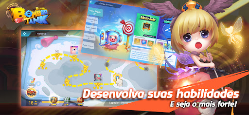 Bomber Tank - Jogo de tiro clu00e1ssico com amigos  screenshots 18