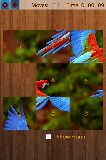 Birds Jigsaw Puzzles Game android2mod screenshots 4
