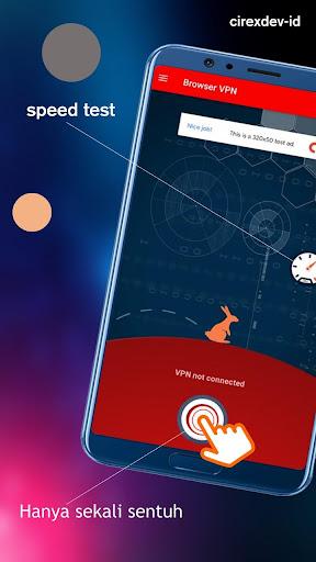 browser vpn - anti blokir brokep tercepat screenshot 2