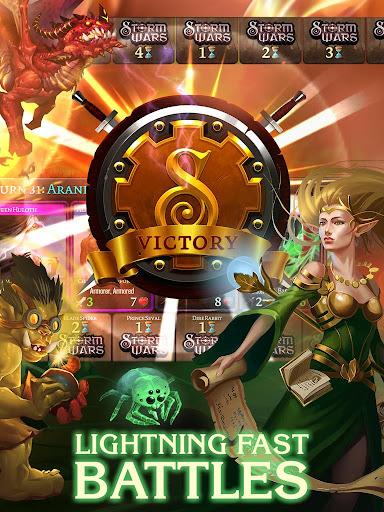 Storm Wars CCG  screenshots 4