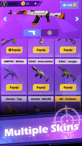 Beat Shooter - Gunshots Rhythm Game 1.2.6 screenshots 2