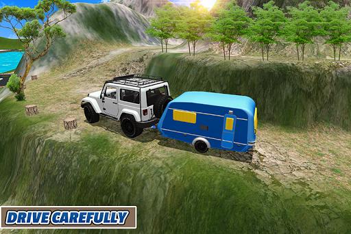Camper Van Holiday Adventure  screenshots 6