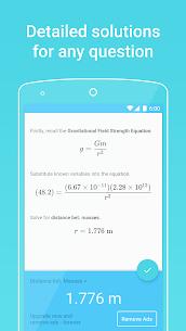 PhyWiz – Physics Solver (MOD, Premium) v2.1.3 3