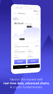 Voyager - Buy Bitcoin & Crypto Screenshot