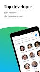 screenshot of Contacts+
