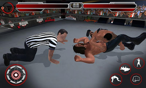 World Wrestling Revolution Stars: 2017 Real Fights 1.0.2 Screenshots 2