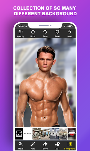 Body Builder Photo Suit (Six pack abs editor) android2mod screenshots 4