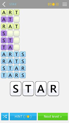 AnagramApp. Word anagrams 1.0.7 screenshots 1