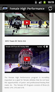 BC Hockey  Apps For Pc   Download And Install  (Windows 7, 8, 10 And Mac) 1