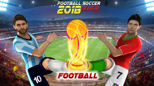 Football Soccer League - Play The Soccer Game apklade screenshots 1