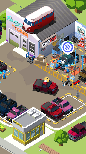 Car Fix Tycoon screenshots 2