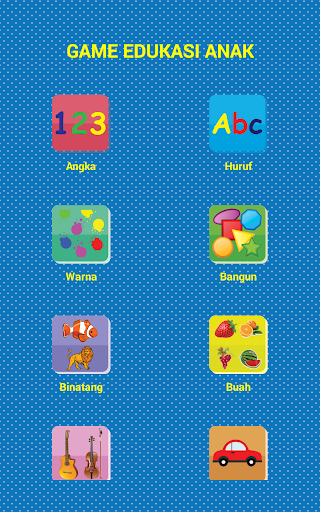 Game Edukasi Anak Lengkap  screenshots 18